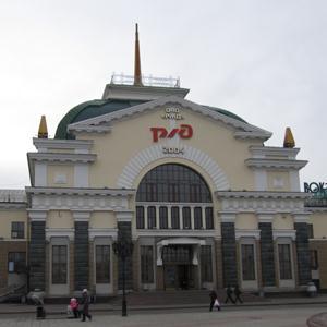 Железнодорожные вокзалы Прохладного